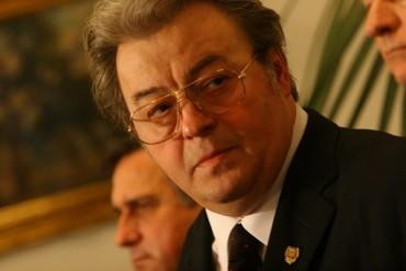 Vadim Tudor este reprezentantul legal al PRM la alegeri
