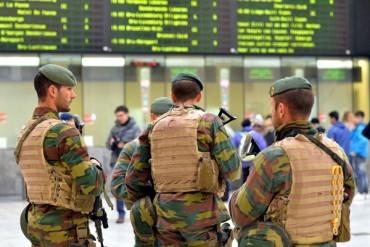 Atentate cu bomba la Bruxelles