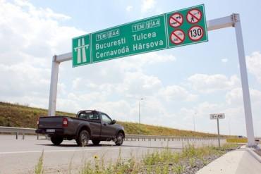 Taxa de trecere pentru podurile peste Dunare intre Fetesti si Cernavoda
