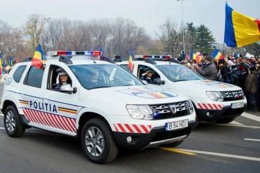Comunicat privind obligatiile politistului rutier