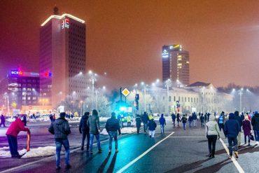 Un nou val de proteste se naste in Piata Victoriei