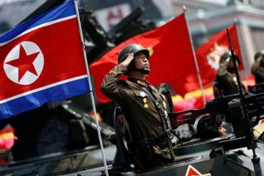 Miscari de trupe pe coasta de est a Coreei de Nord