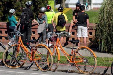 Tururile de ciclism amator in Bucuresti