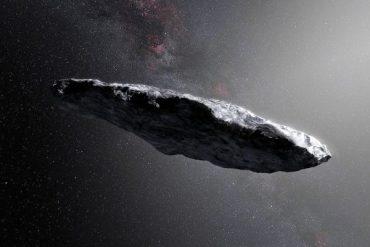 Vizitator din alt sistem solar aproape de Pamant