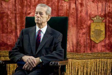 Regele Mihai a decedat astazi la varsta de 96 de ani