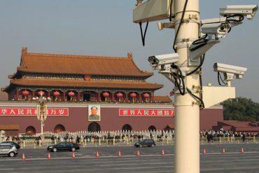 China este tara cu cele mai multe camere de supraveghere