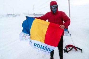 Tibi Useriu scos din ultramaratonul Yukon Arctic Ultra